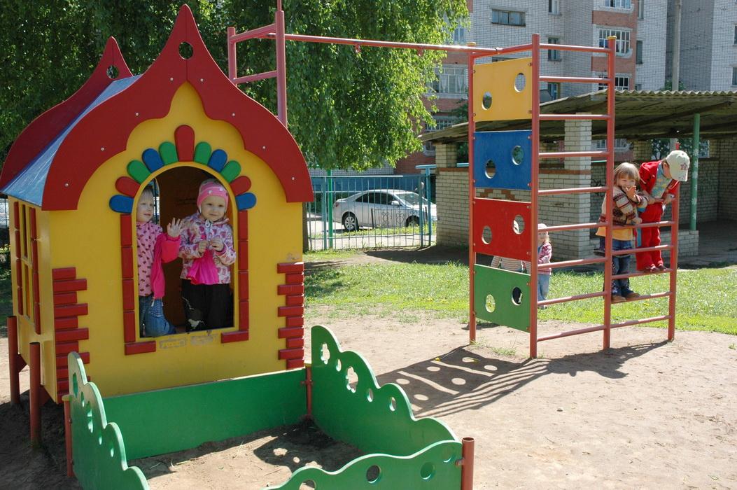 Постройки на площадке детского сада своими руками 72